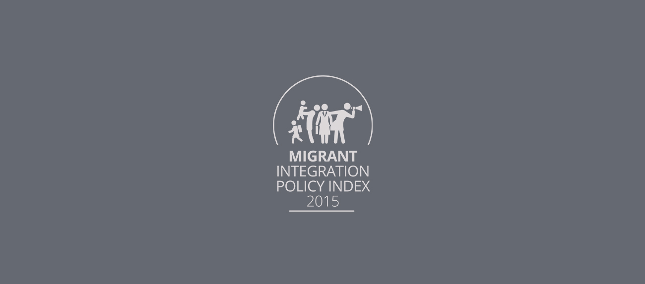 The Migrant Integration Policy Index